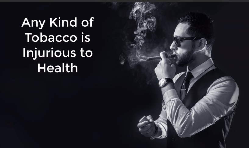 Avoid the habit of Smoking