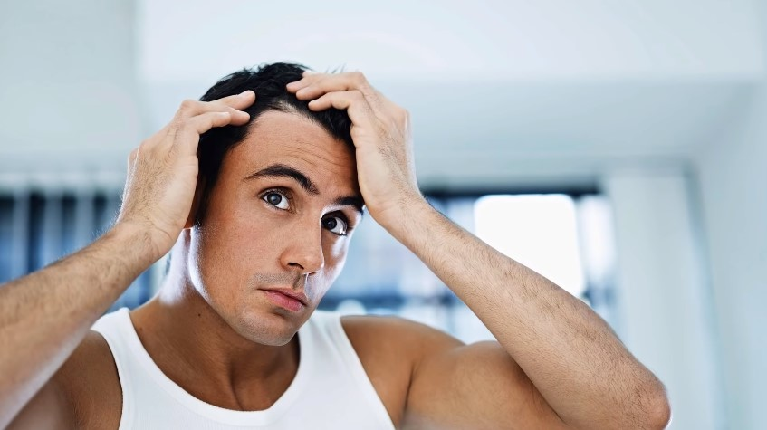 Hair Fall For Men