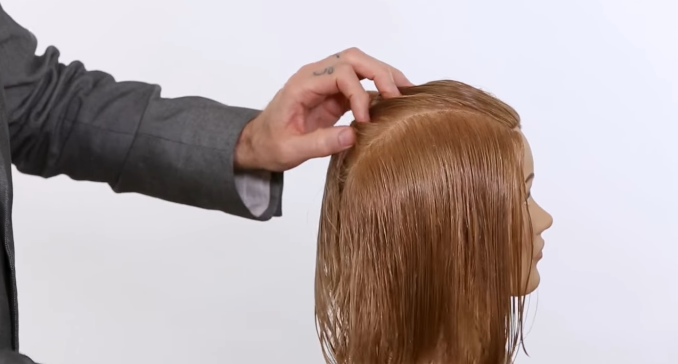 Partitioning your Hair