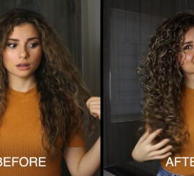 How To Get Volume in Curly Hair
