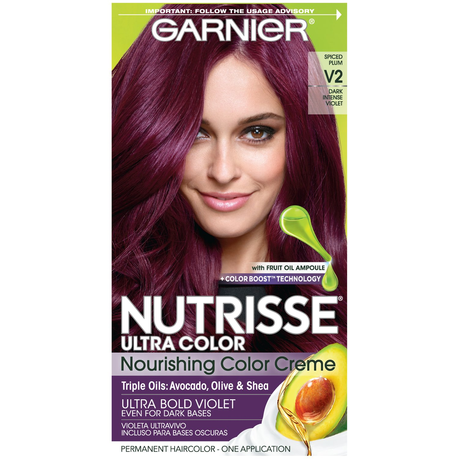 Garnier Nutrisse Ultra Color Nourishing Hair Color Crème